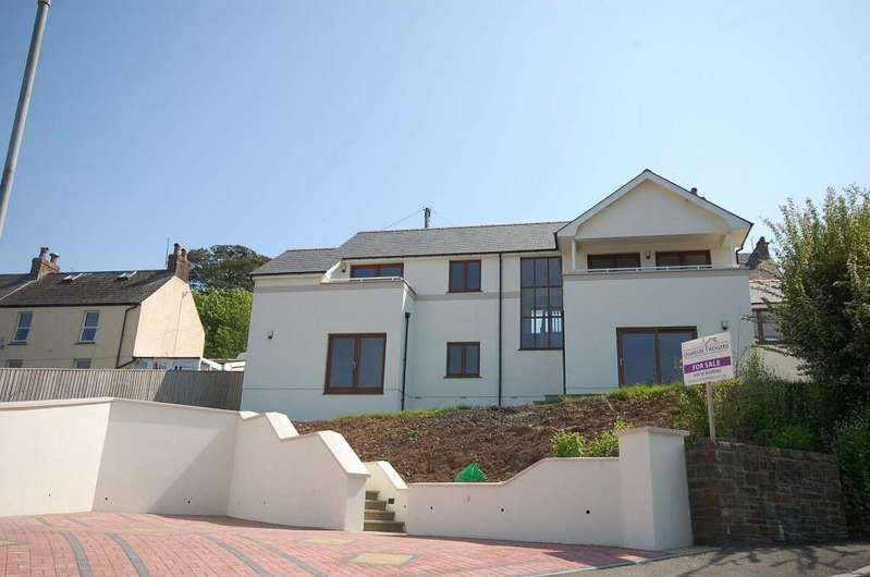 4 Bedrooms Detached House for sale in Sandyhill Road, Saundersfoot, Pembrokeshire