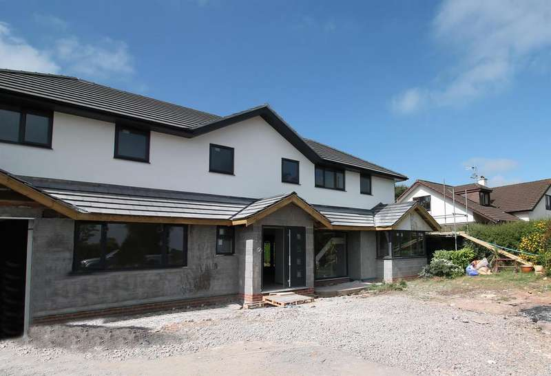 4 Bedrooms Detached House for sale in Failand, Bristol, BS8