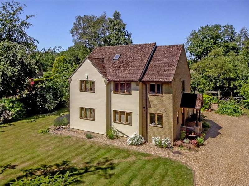 4 Bedrooms Detached House for sale in Church Lane, Sharnbrook, Bedford, Bedfordshire, MK44