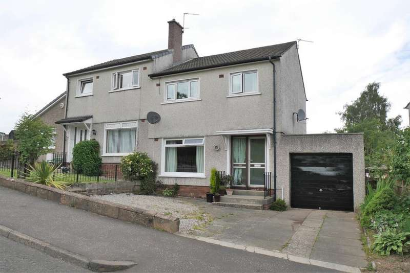 3 Bedrooms Semi-detached Villa House for sale in Whin Avenue, Barrhead G78