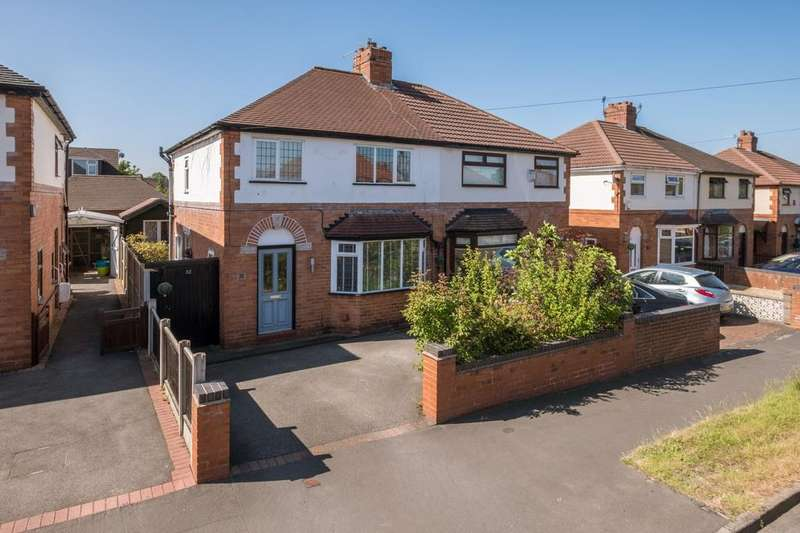 3 Bedrooms House for sale in 3 bedroom House Semi Detached in Stoke-On-Trent