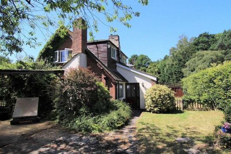 3 Bedrooms Detached House for sale in Hayes Lane, Barkham, Wokingham, Berkshire, RG41 4TA