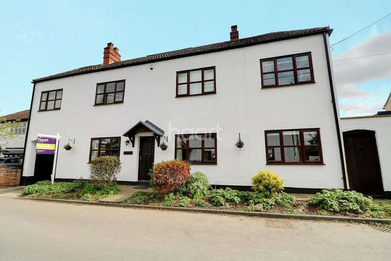 6 Bedrooms Detached House for sale in Kirk Bramwith, Doncaster