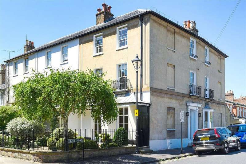 4 Bedrooms House for sale in Kings Road, Windsor, Berkshire, SL4