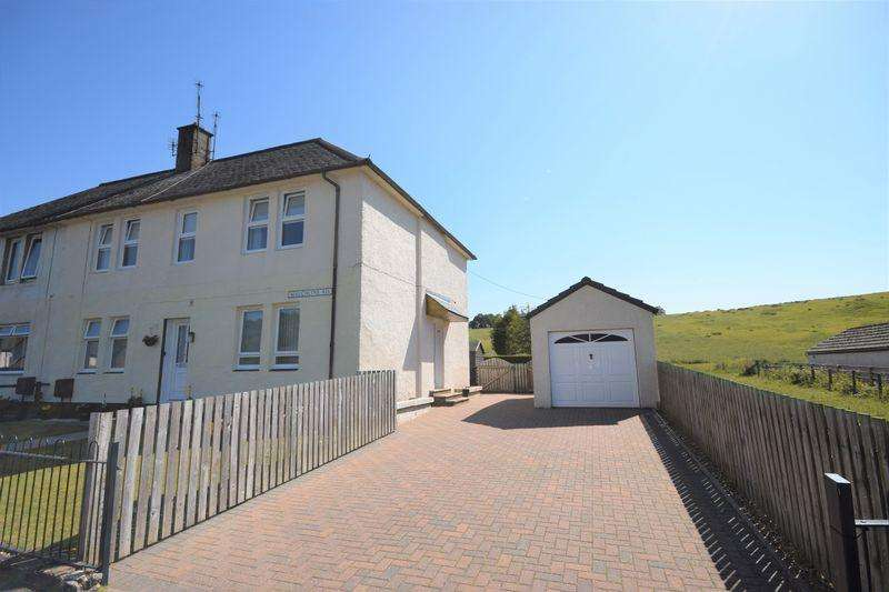 2 Bedrooms Flat for sale in 26 Mauchline Road , Catrine KA5 6QJ