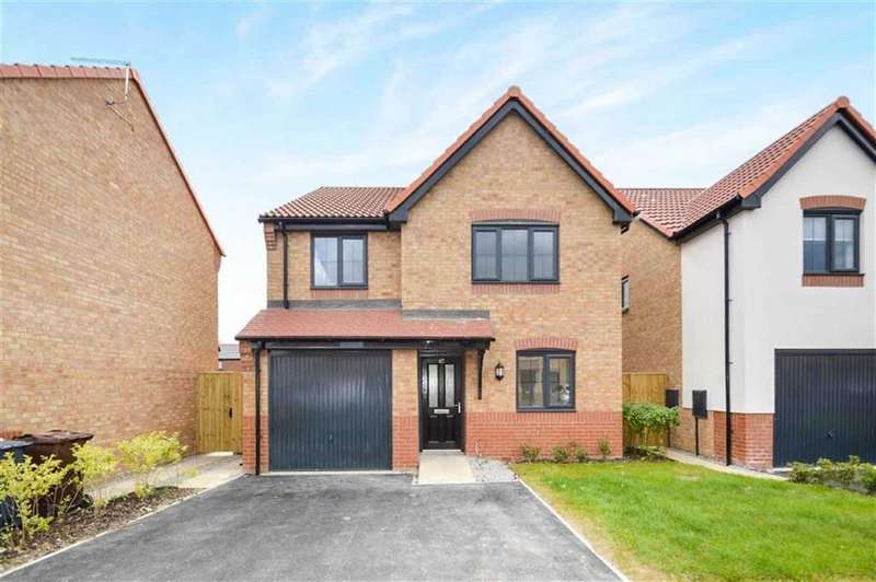4 Bedrooms Detached House for sale in Riley Way, Anlaby Road, Hull, HU3