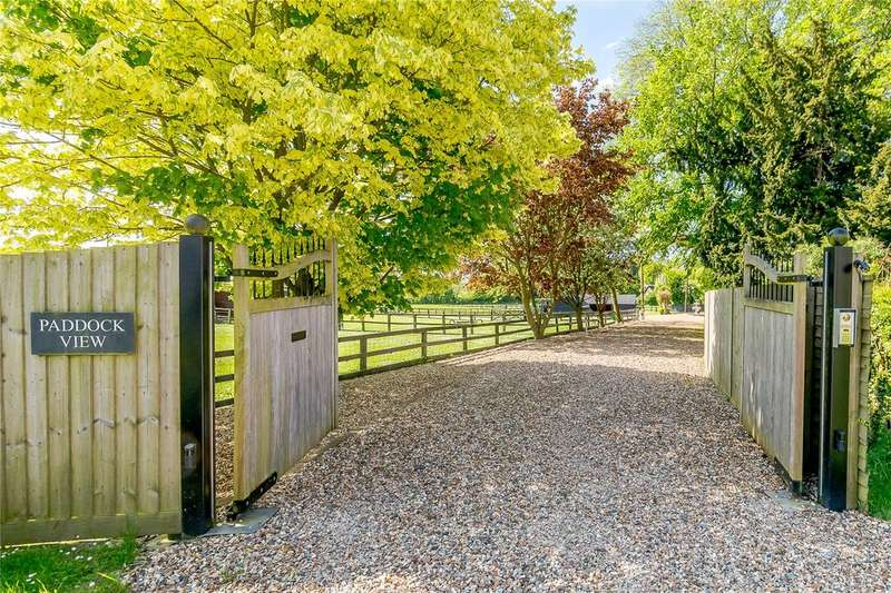 5 Bedrooms Detached House for sale in Church Hill, Helions Bumpstead, Cambridge, Cambridgeshire