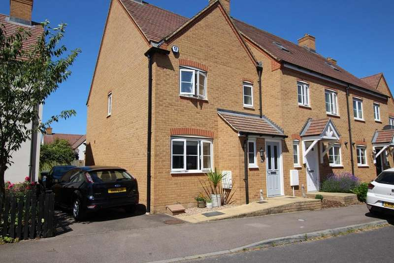 3 Bedrooms End Of Terrace House for sale in Garfield, Langford, Biggleswade, SG18