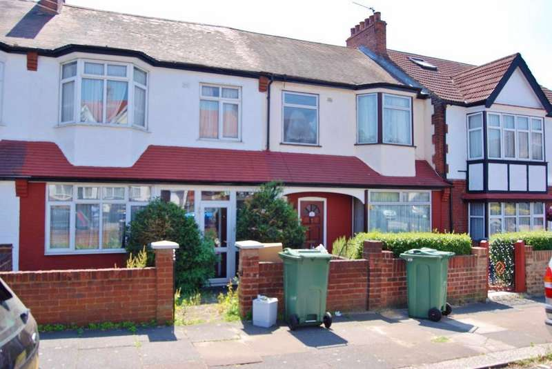 3 Bedrooms Terraced House for sale in Ivyday Grove, Streatham, London, London, SW16 2XD