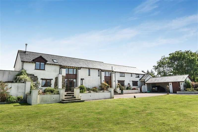 5 Bedrooms Detached House for sale in Ashbury, Ashbury, Okehampton, Devon, EX20