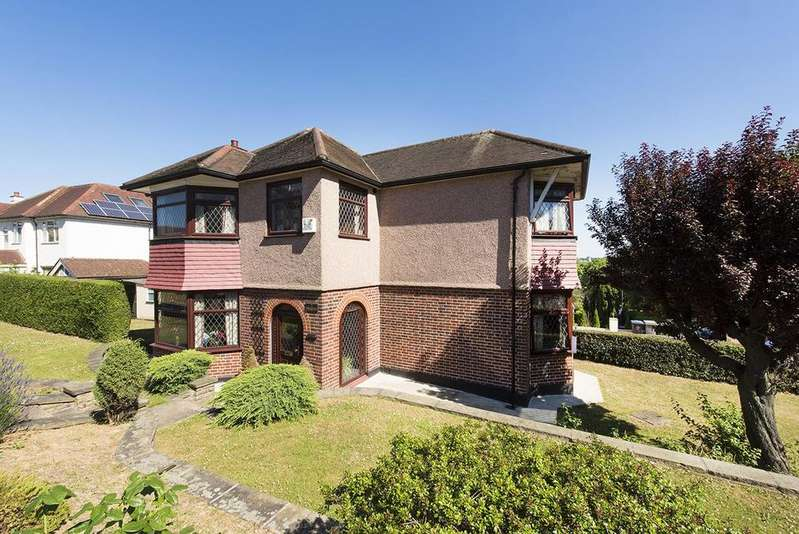 4 Bedrooms House for sale in Park Side, NW2