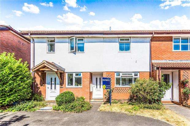 1 Bedroom Terraced House for sale in Gregory Close, Lower Earley, Berkshire