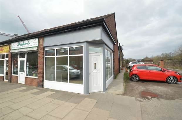 Commercial Property for sale in Buxton Road, Macclesfield, Cheshire