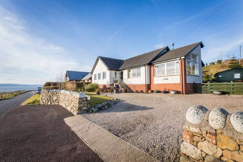 4 Bedrooms Bungalow for sale in Machrie, Machrie, Isle of Arran, North Ayrshire, KA27 8DZ