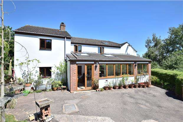 3 Bedrooms Detached House for sale in Pleasant View, Popes Hill, Newnham, Glos, GL14 1LD