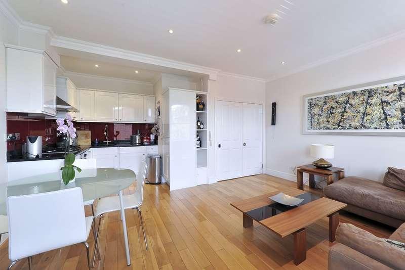 2 Bedrooms Flat for sale in Chivalry Road, Battersea, London