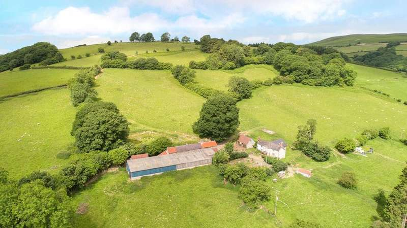 3 Bedrooms Farm Commercial for sale in Llanbister Road, Llandrindod Wells, Powys
