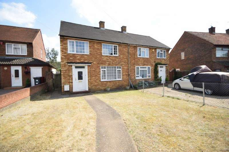 3 Bedrooms Semi Detached House for sale in Kidderminster Road, Slough, SL2