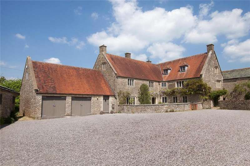 4 Bedrooms Detached House for sale in Charlton Musgrove, Wincanton, Somerset