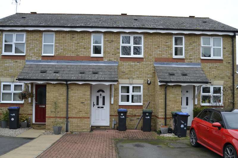 2 Bedrooms Terraced House for sale in Hanbury Drive, Winchmore Hill, London N21