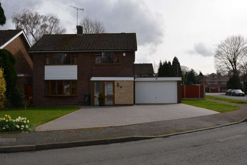 4 Bedrooms Detached House for sale in Kingsway Road, Stoneygate, Leicester