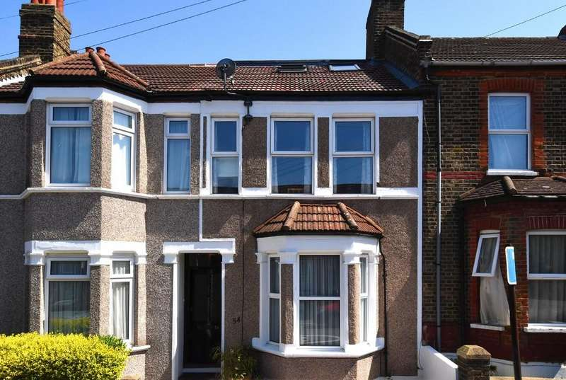 3 Bedrooms Terraced House for sale in Neuchatel Road, Catford