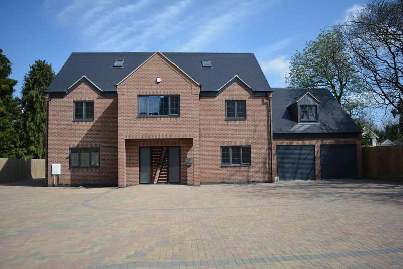 7 Bedrooms Detached House for sale in Uppingham Road, Leicester