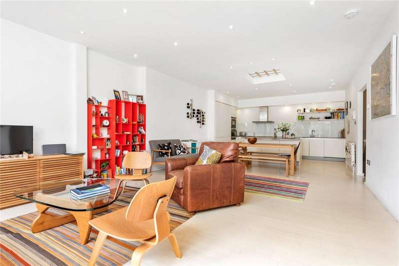 5 Bedrooms Detached House for sale in Hemingford Road, Islington, London, N1