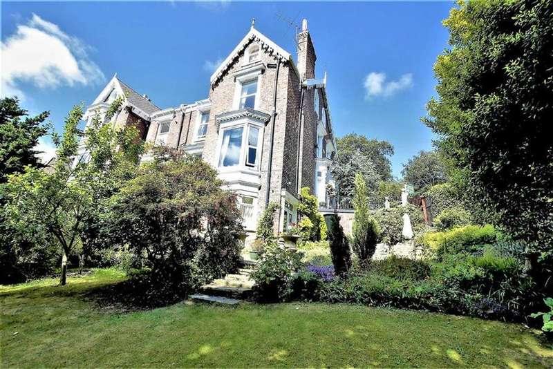 6 Bedrooms Semi Detached House for sale in Ashbrooke Road, Ashbrooke, Sunderland, SR2