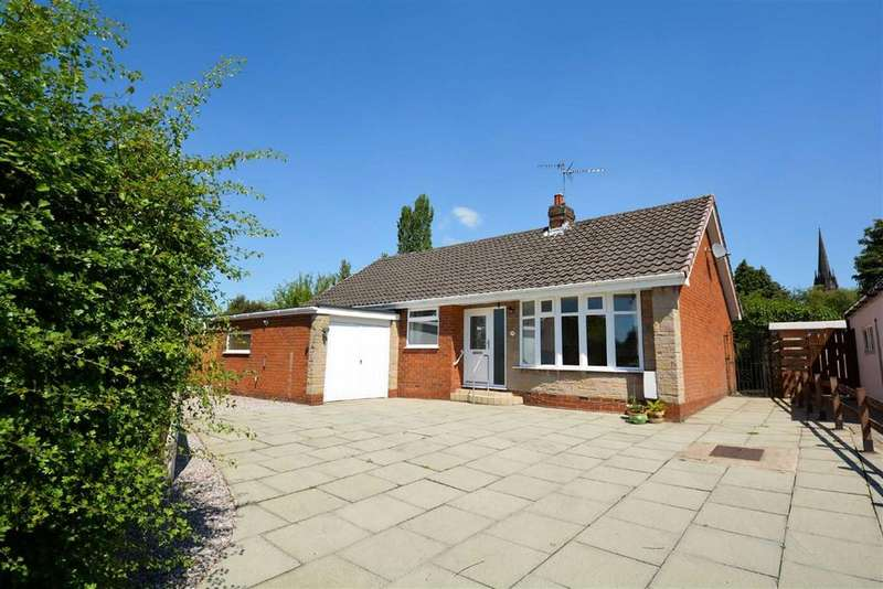 3 Bedrooms Detached Bungalow for sale in Brookfield, Parbold, Wigan, WN8