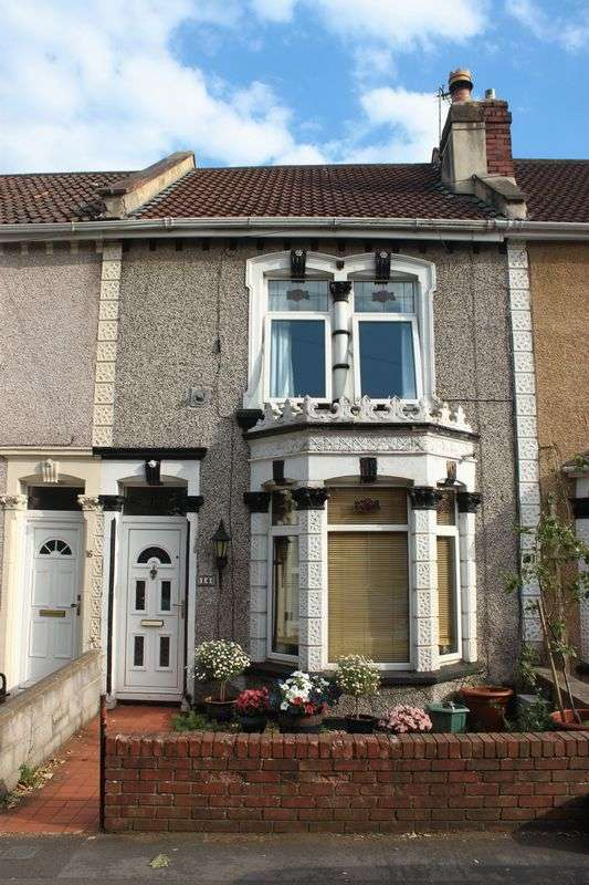 2 Bedrooms Property for sale in Victoria Avenue, Bristol
