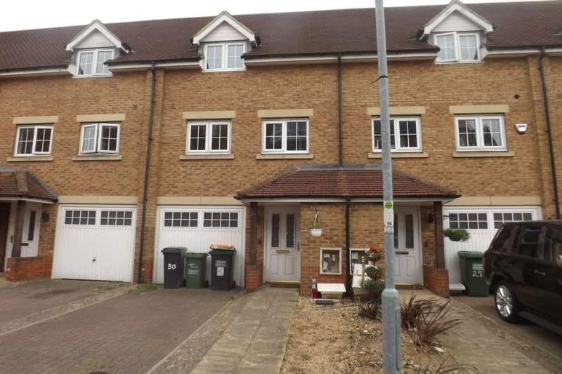 3 Bedrooms Property for sale in Watling Gardens, Dunstable, LU6