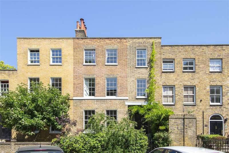 6 Bedrooms Terraced House for sale in Sutton Place, Urswick Road, London, E9