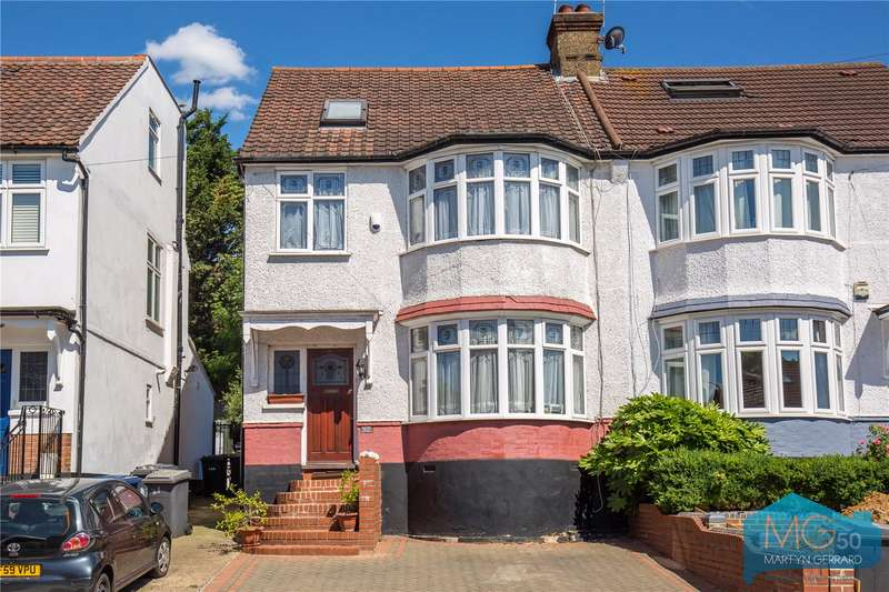 4 Bedrooms Semi Detached House for sale in St. Margarets Avenue, Whetstone, London, N20