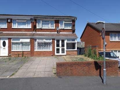 4 Bedrooms Semi Detached House for sale in Nansen Rd, Saltley, Birmingham, West Midlands