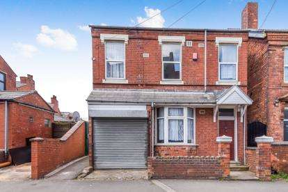 5 Bedrooms Detached House for sale in Edward Street, West Bromwich, .