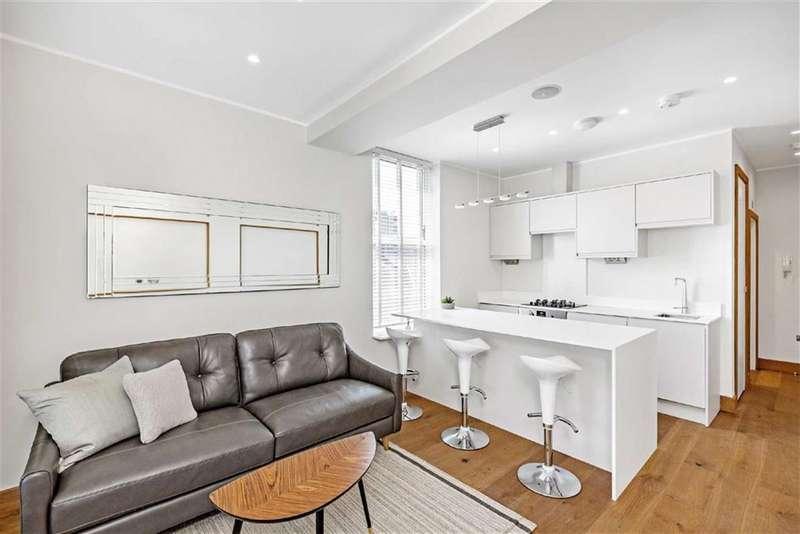 1 Bedroom Flat for sale in Edgeley Road, LONDON