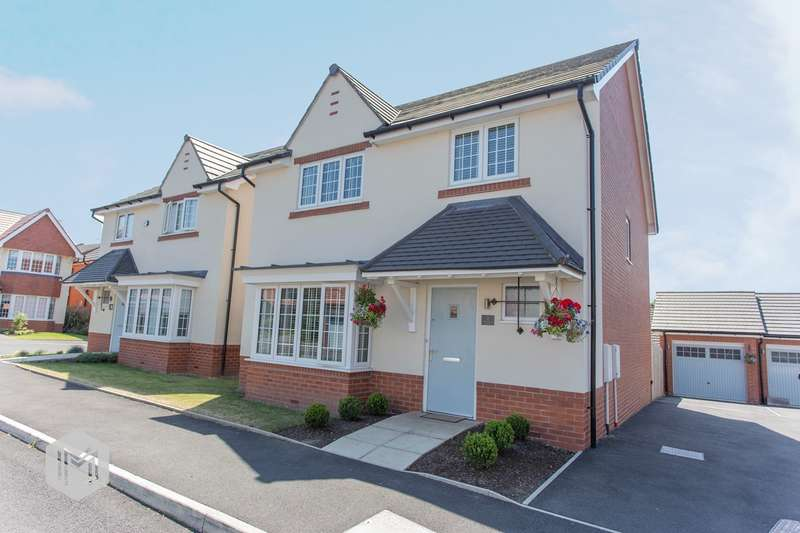 4 Bedrooms Detached House for sale in Edges Farm Close, Westhoughton, Bolton, BL5
