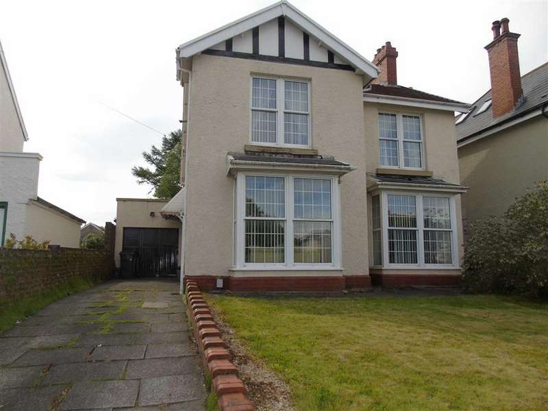 4 Bedrooms Detached House for sale in Vicarage Road, Morriston, Swansea