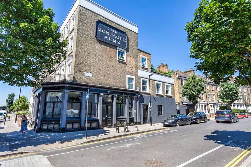 2 Bedrooms Flat for sale in Bryantwood Road, London, N7