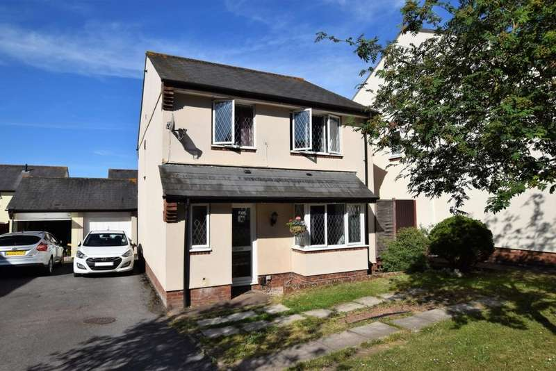 4 Bedrooms House for sale in Creely Close, Alphington, EX2