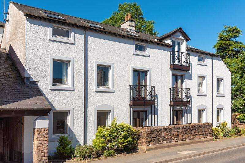 2 Bedrooms Apartment Flat for sale in 3 Sandgate Court, Sandgate, Penrith