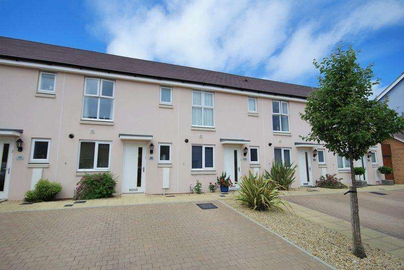 2 Bedrooms Terraced House for sale in Elm Hayes Road, Charlton Hayes, Bristol