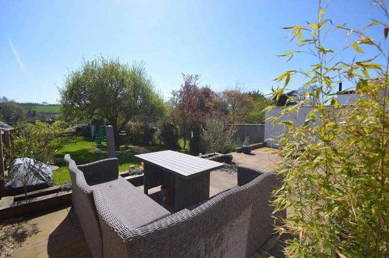 3 Bedrooms Semi Detached House for sale in Wotton Lane, Lympstone, Exmouth