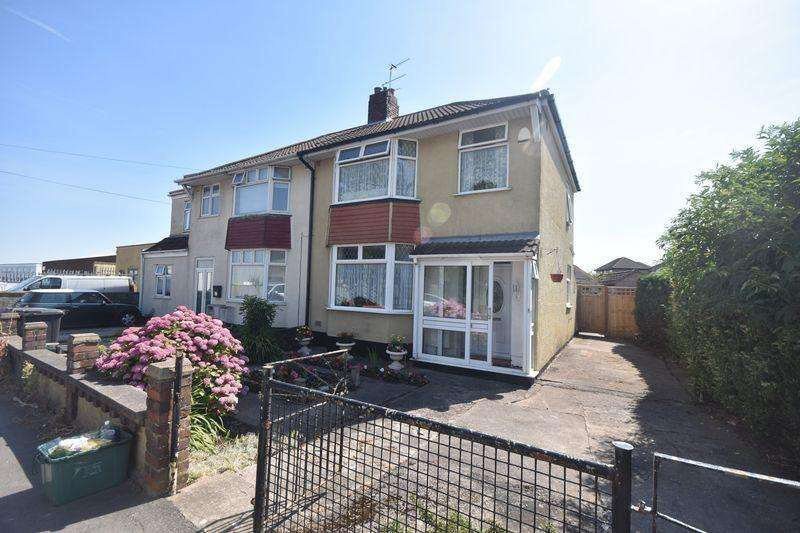 3 Bedrooms Semi Detached House for sale in Knapps Lane St George