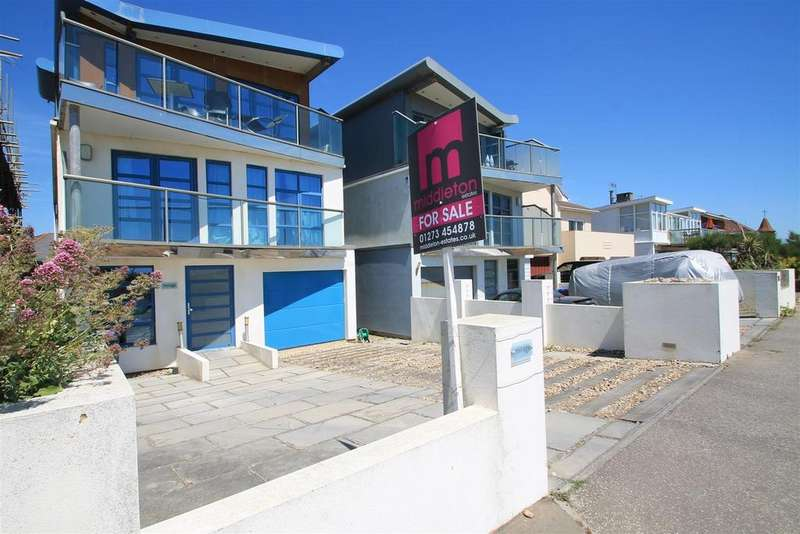5 Bedrooms Detached House for sale in West Beach, Shoreham-By-Sea