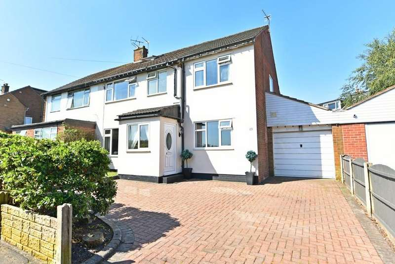 5 Bedrooms Semi Detached House for sale in Black Moss Lane, Ormskirk