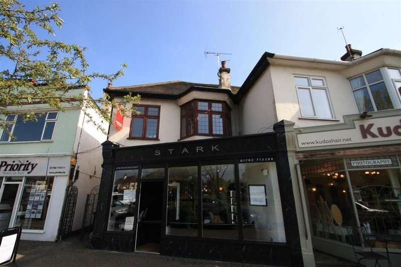 2 Bedrooms Apartment Flat for sale in The Ridgeway, Westcliff-On-Sea
