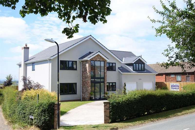 4 Bedrooms Detached House for sale in East Harlsey, Northallerton