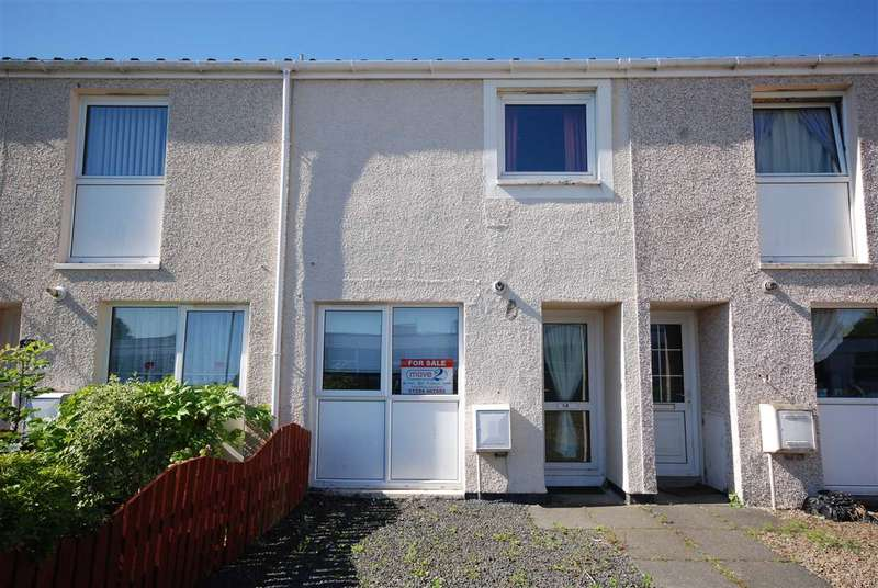2 Bedrooms Terraced House for sale in Glenapp Place, Kilwinning